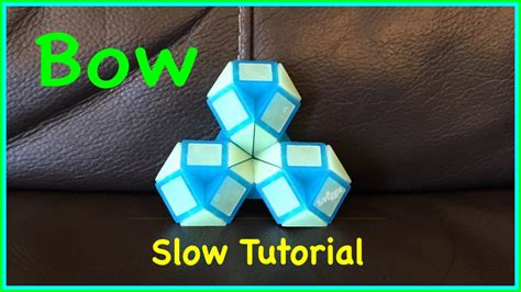 tutorial rubik snake smiggle snake puzzle or rubik s twist tutorial how to