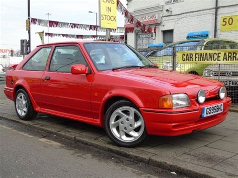 how to learn about cars 1990 ford escort head up display used ford escort on finance from 163 50 per month no deposit