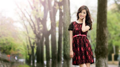 wallpaper wanita cantik 3d beautiful korean girl wallpaper wallpapersafari