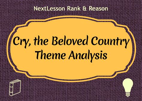 Theme Quotes From Cry The Beloved Country | rank and expertise do not necessarily co by karl e weick