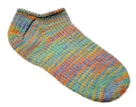 knitted ankle socks patterns free footie socks knit it