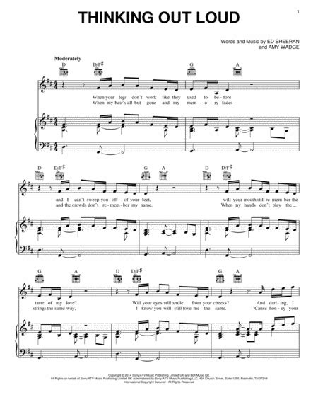 tutorial guitar of thinking out loud guitar guitar chords for ed sheeran thinking out loud