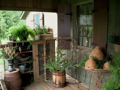 front porch decorating ideas from around the country diy primitive porches google search decorating a country