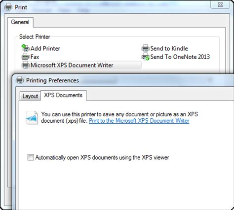 format file xps what is an xps file and why does windows want me to print
