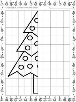 christmas pattern ks1 pattern worksheets 187 symmetrical pattern worksheets ks1