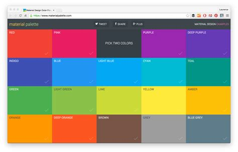palette of colors 21 color palette tools for web designers and developers
