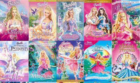 film series barbie niethe g n barbie film series