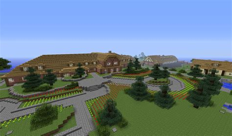 Modern Ranch House Plans michael jackson s neverland ranch minecraft maps