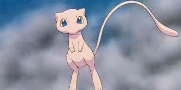 Pokemon go mew theory may answer where you can find the legendary