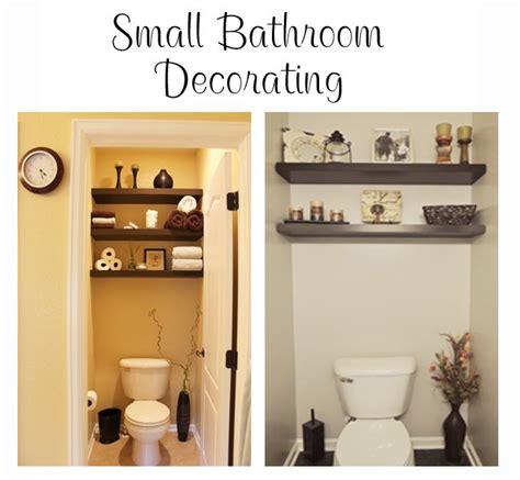 Bathroom shelf decorations bath idea half bathroom small bathroom