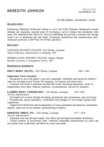 best photos of resume opening statement exles resume