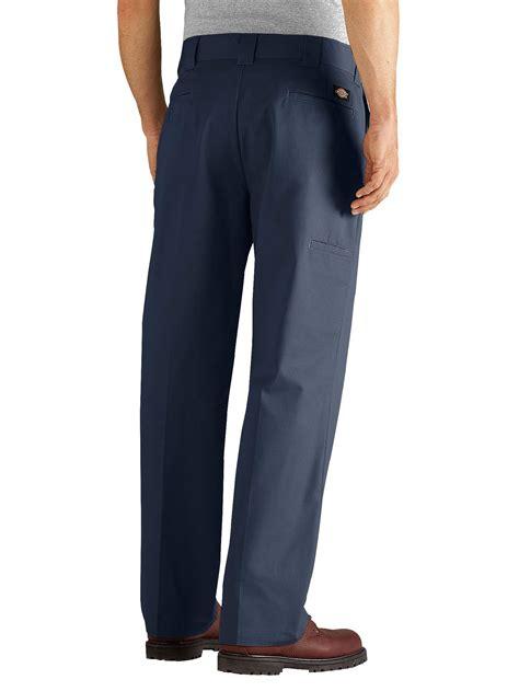 dickies comfort waist pants dickies relaxed fit comfort waist pant flex fabric wp824