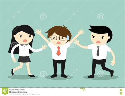 Ways To End A Fight 2 business fight stock photography cartoondealer 41512088