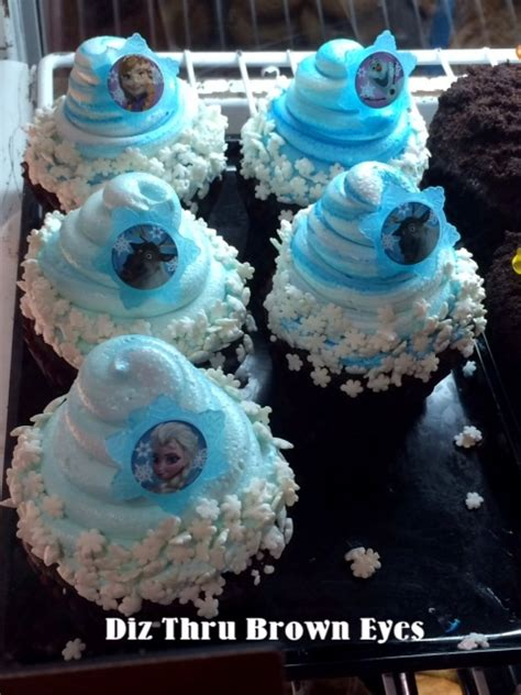 disney frozen cupcakes on pinterest the gallery for gt frozen disney cupcakes