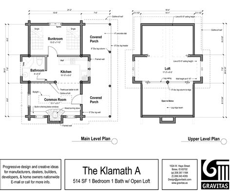 small cabin plans with loft kit studio design