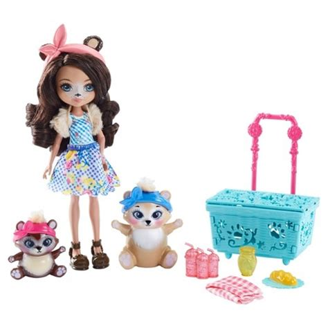 Target Patio Sets Enchantimals Paws For A Picnic Doll Set Target