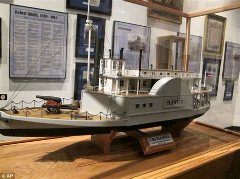 The Planter Ship by Wreck Of Confederate Ship The Planter Commandeered By