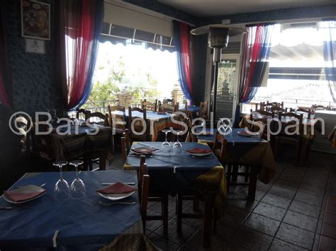 bars for sale in spain bar restaurant for sale in benalmadena malaga spain