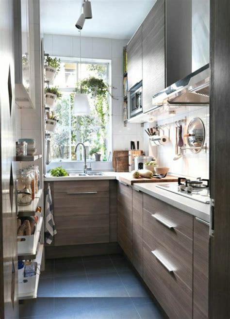 petites cuisines ikea comment am 233 nager une cuisine id 233 es en photos