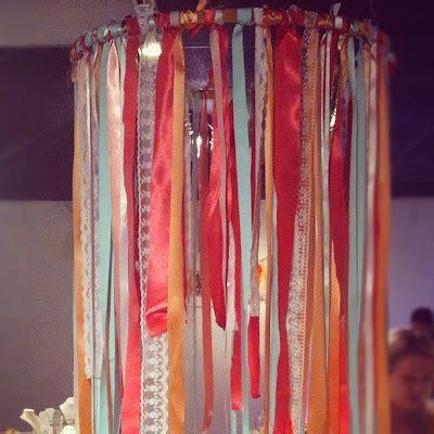 ribbon chandelier diy 25 best ideas about ribbon chandelier on diy