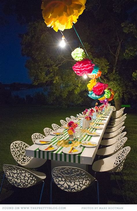 outdoor party lighting ideas 45 best carribean party images on pinterest theme