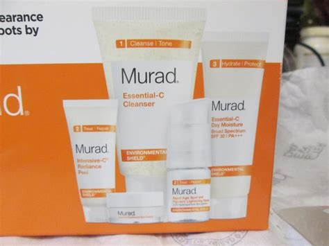 Murad Pomegranate Spa Kit by Murad Healthy Skin Care Kits Make Fabulous Gifts For