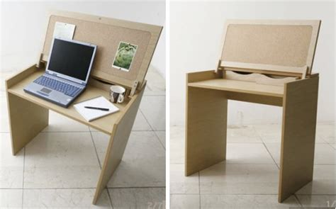 Small Working Desk Dean Gives Reclaimed Office Furniture New Inhabitat Green Design Innovation