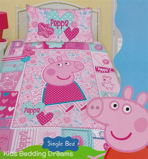peppa pig bedroom sets 10 best peppa pig bedding images on pinterest peppa pig
