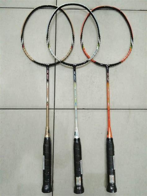Raket Badminton Lining X20 Turbo jual raket badminton lining turbo x10 x20 x30