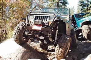 jeep yj fiberglass leaf springs suspension tech 4wheel