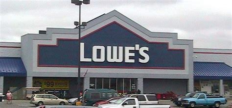 lowe s named april business of the month by logan county