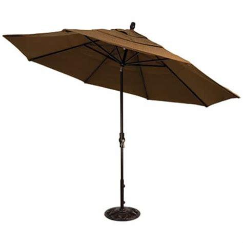 11 Collar Tilt Aluminum Umbrella Patio Umbrella Accessories