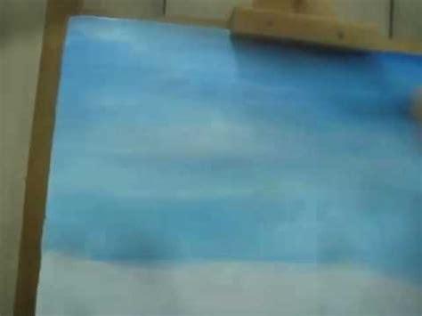acrylic painting a sky how to paint a sky with acrylic