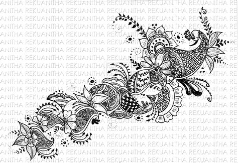 black and white henna tattoo designs mehndi patterns black and white studio design