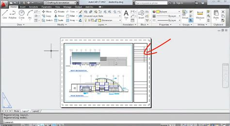 autocad 2012 tutorial how to plot a drawing layout youtube ว ธ การ plot a drawing layout ในโปรแกรม autocad 2012