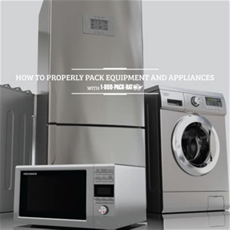 Best Way To Pack Kitchen Appliances by Moving Storage And Packing How To Guides 1 800 Pack Rat