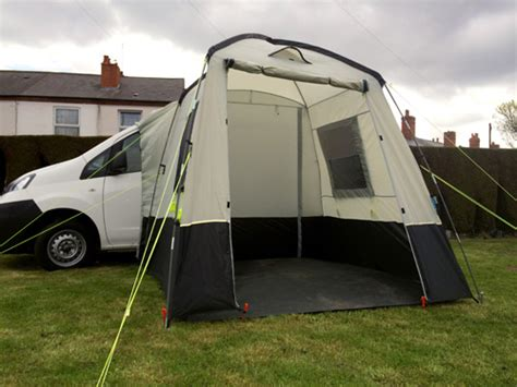 awnings for mini day vans like vw caddy and transit