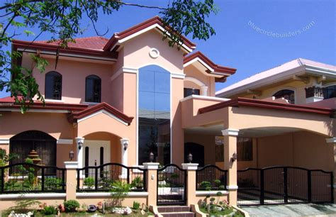 residential home designers residential home design construction cost estimate bulacan