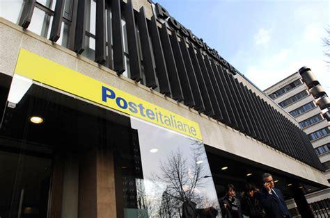 sede poste italiane poste italiane conferma il dividendo anche per il 2014
