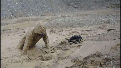 clay mud bath part 3