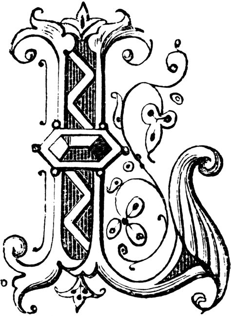 l design l ornate clipart etc