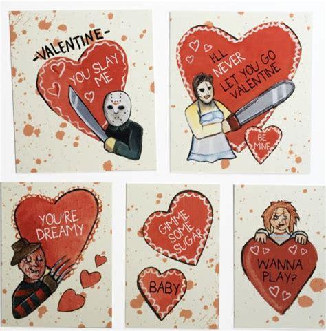 creepy valentines day cards serial killer valentines creepbay