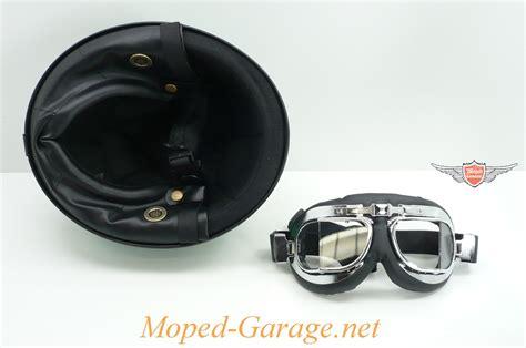 Oldtimer Motorradhelm Mit Ece Zulassung by Moped Garage Net Oldtimer Halbschalen Helm Race Gr 252 N Mit