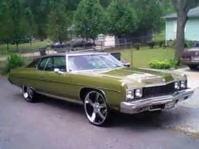 1973 Chevrolet Caprice For Sale 1973 Green Chevrolet Caprice