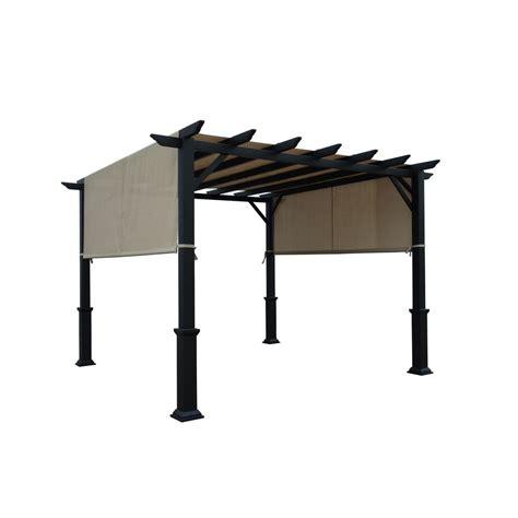 cobertizo para jardin mexico pergola de acero para jard 237 n o terraza con cobertizo de