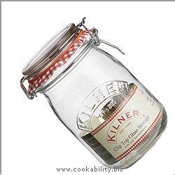kilner preserving jars