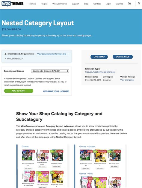 Woocommerce Nested Category Layout Free Download   woocommerce nested category layout download for 15