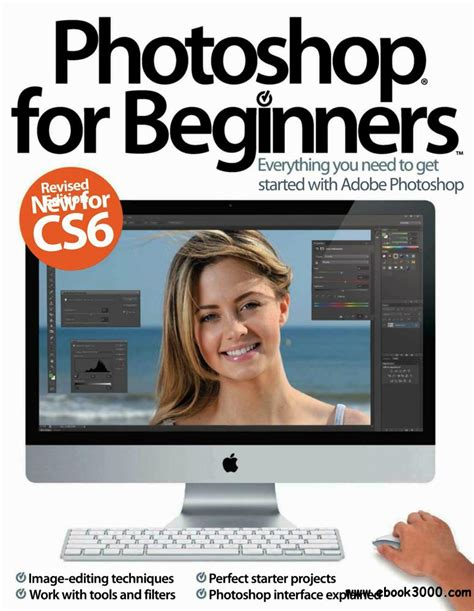 magazine layout for beginners photoshop for beginners second revised edition uk