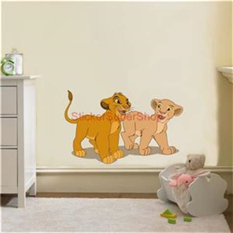 lion king home decor lion king disney decal removable wall sticker home decor