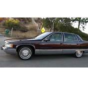 1995 Cadillac Fleetwood Brougham 57 350 Bubble Body  YouTube
